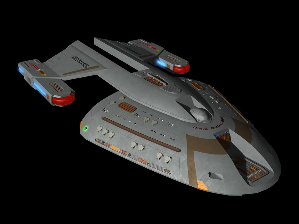Norway class starship by metlesitsfleetyards