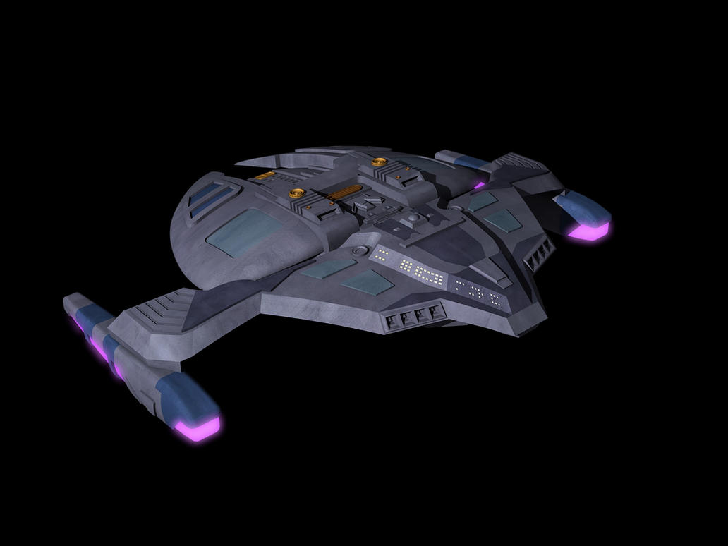 Jem'hadar fighter by metlesitsfleetyards