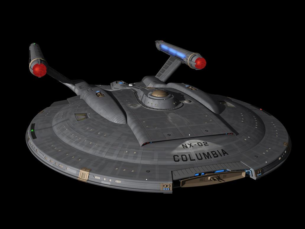 NX-02 Columbia by metlesitsfleetyards