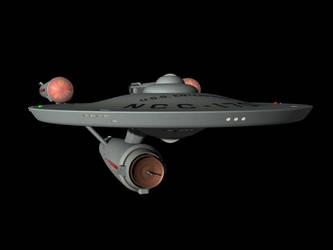 USS Enterprise series version