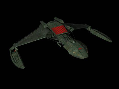Klingon D5