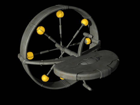 Orion scout ship