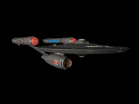 Discovery style USS Enterprise