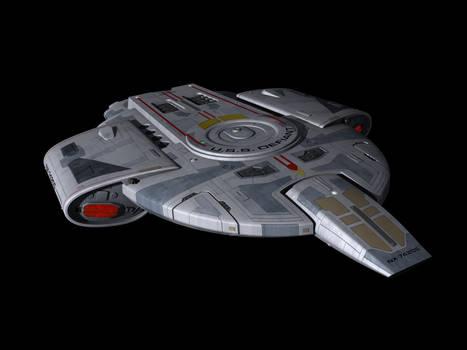 USS Defiant version 2
