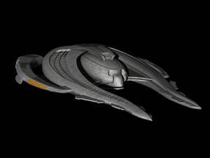 Son'a Command Ship