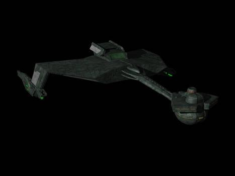 Discovery Klingon D7