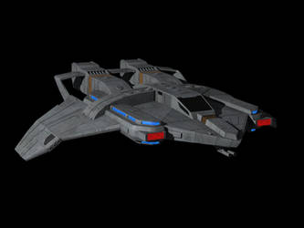 Federation Tactical Fighter
