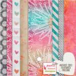 Featured Freebie from Aug. 2013 :)