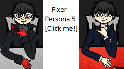 Fixer [Persona 5 Gif] by newsie-fics