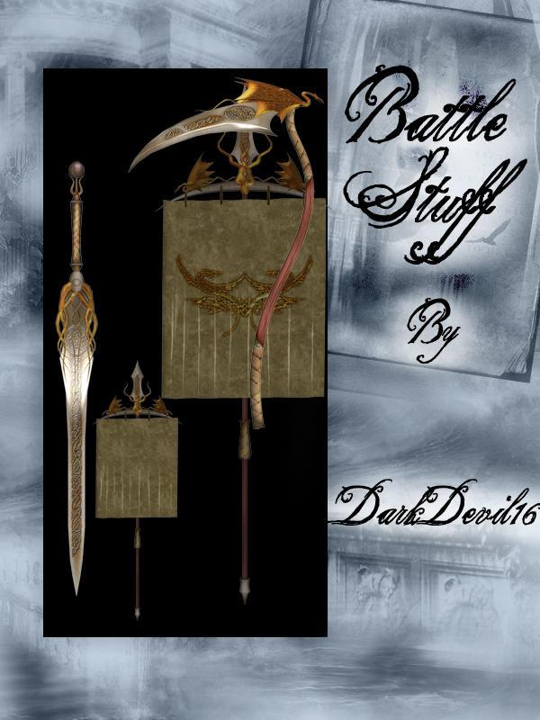 Battle Stuff by DarkDevil16