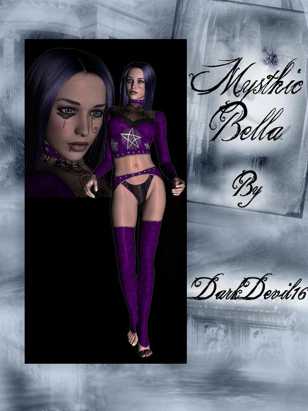 Bella by DarkDevil16
