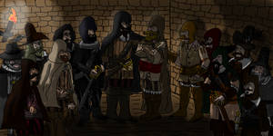 Assassin's Creed Plot - Assassins and Plotters