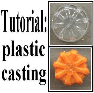 Plastic casting tutorial 2 by sabbathgold