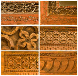 Around the House Carvings