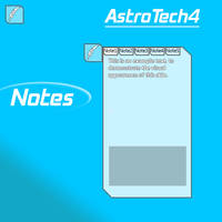 AstroTech4 - Notes 1.02