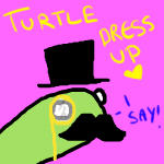 Turtle Dress up