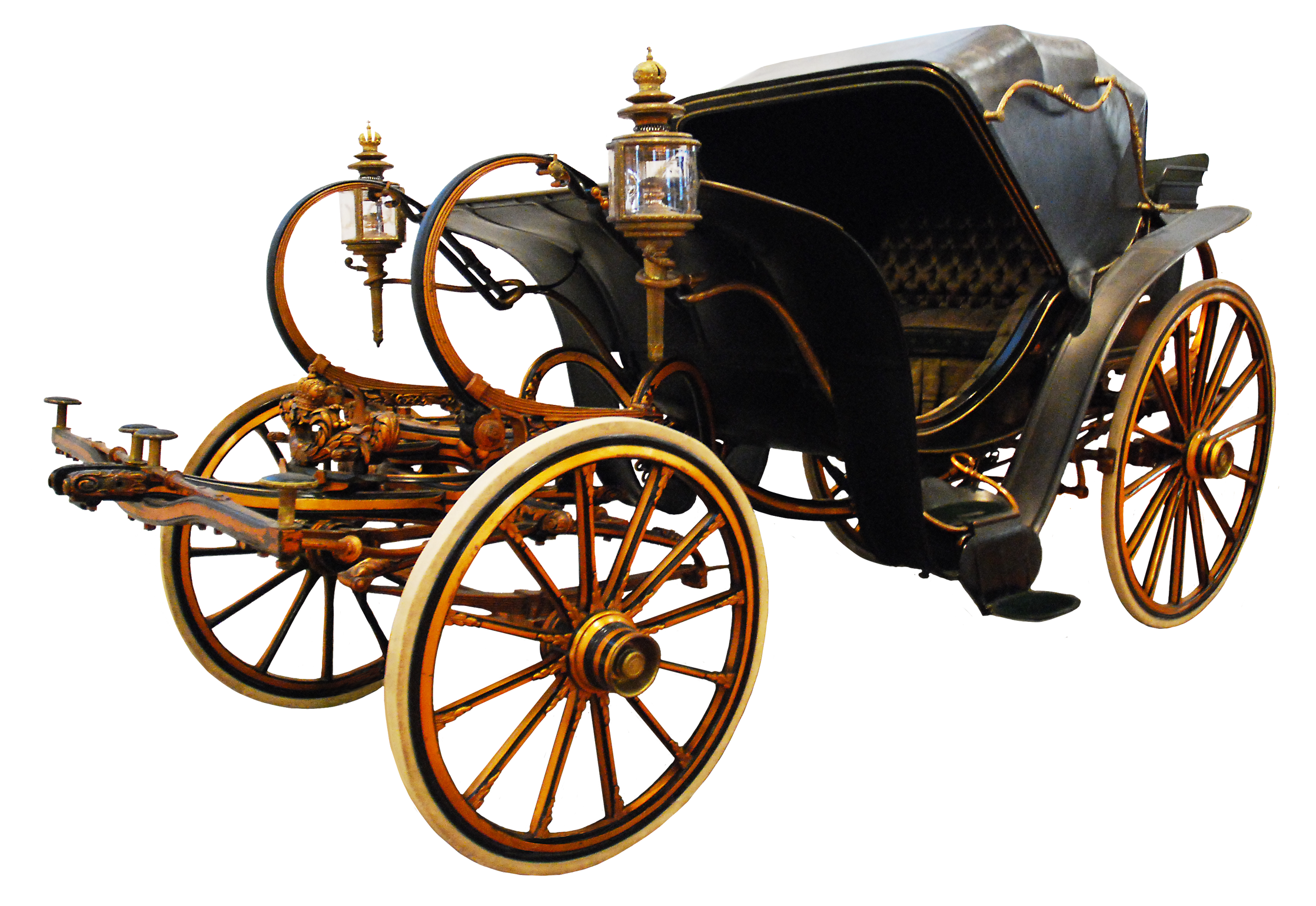 Carriage by iisjahstock on DeviantArt