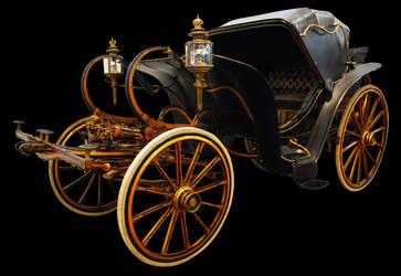 Carriage by iisjahstock
