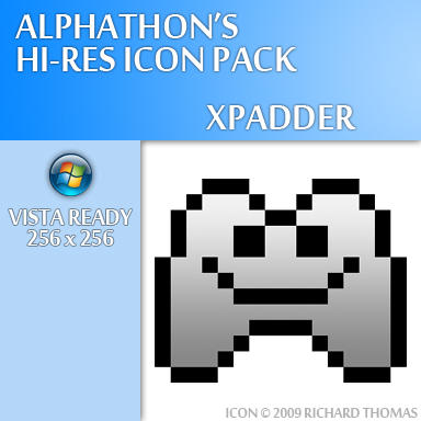 XPadder Icon by Alphathon