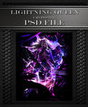 Lightning Queen PSD