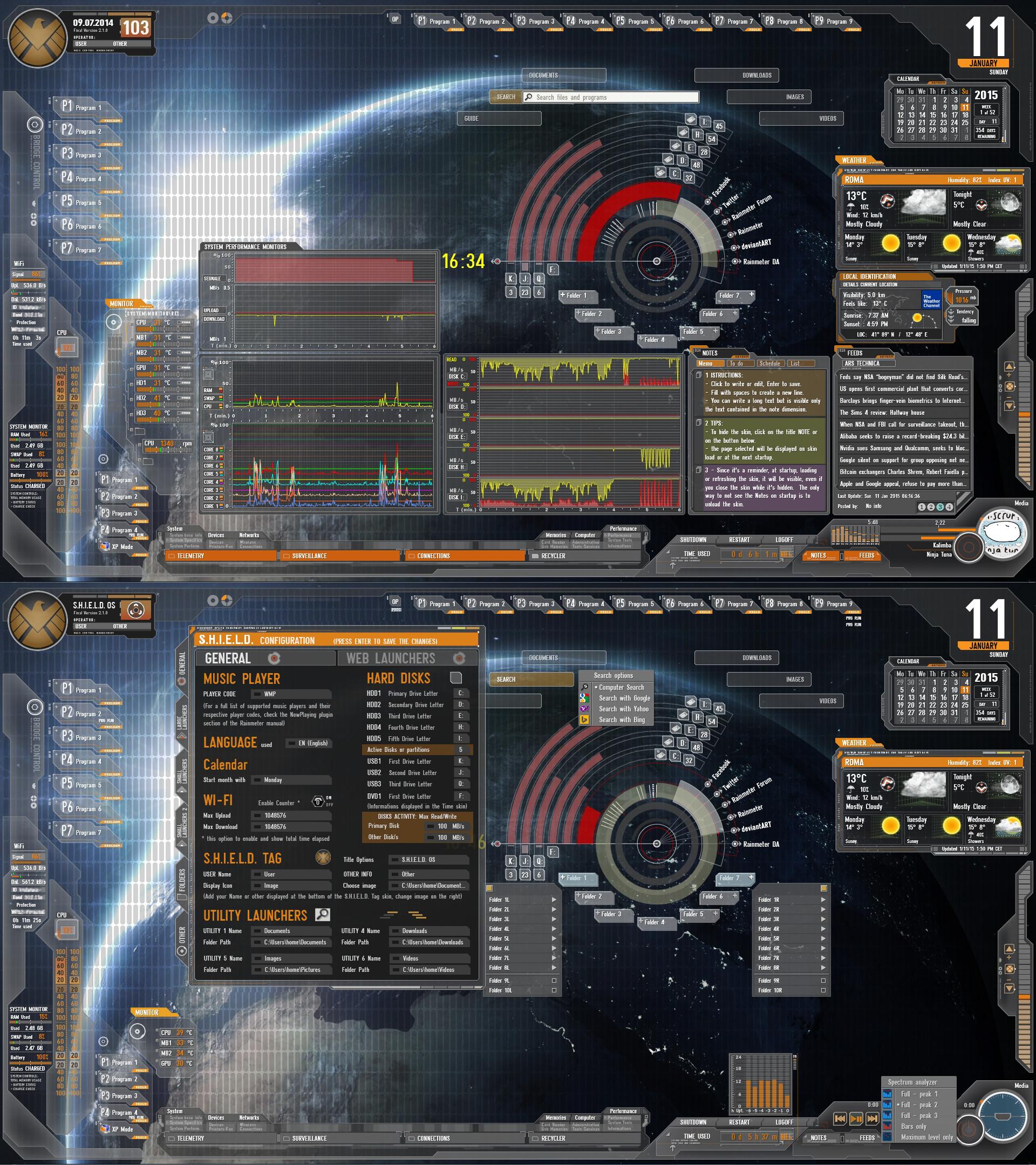 AVENGERS S.H.I.E.L.D. 2.1