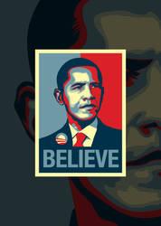 Barack Obama Poster (Download)