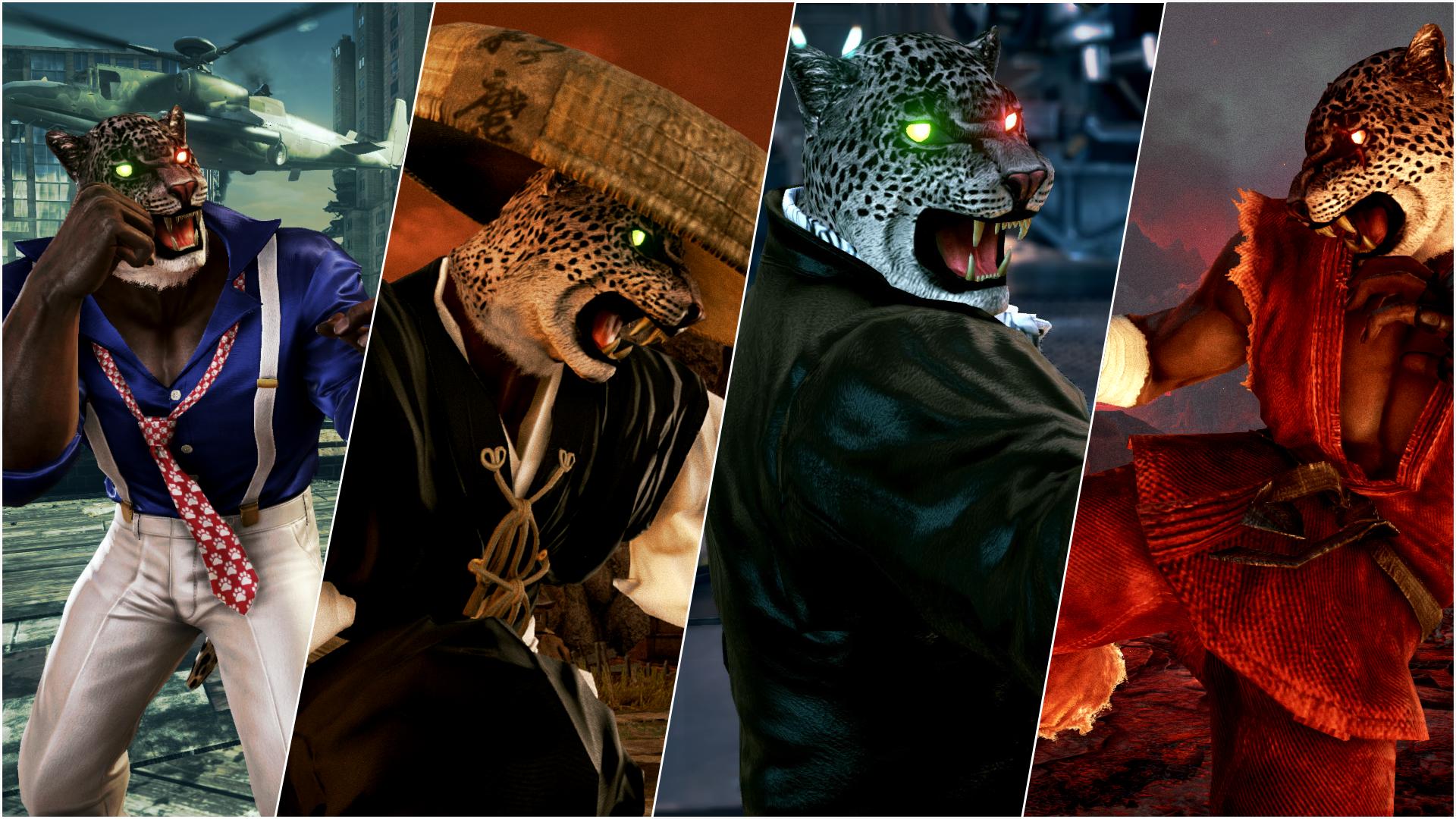 Tekken 7 Armor King Mod Pack2 By Soupforsiuts On Deviantart
