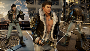 Steve Fox - Miguel 1p outfit(updated4.00)