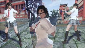 Zafina school uniform(updated4.00)