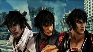 Jin/Devil Jin/Kazuya - Noctis Hair