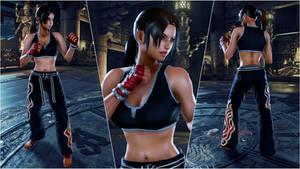 Josie - Kazuya Outfit(updated4.00)