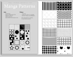 FREE - Manga Patterns