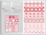 FREE - Pink Patterns Set