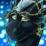Christmas icon: Yosuke by Natsuakai