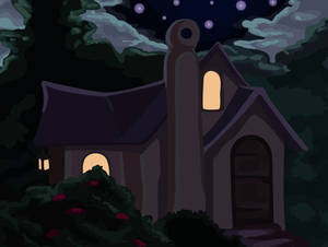 Fairy Cottage Animation