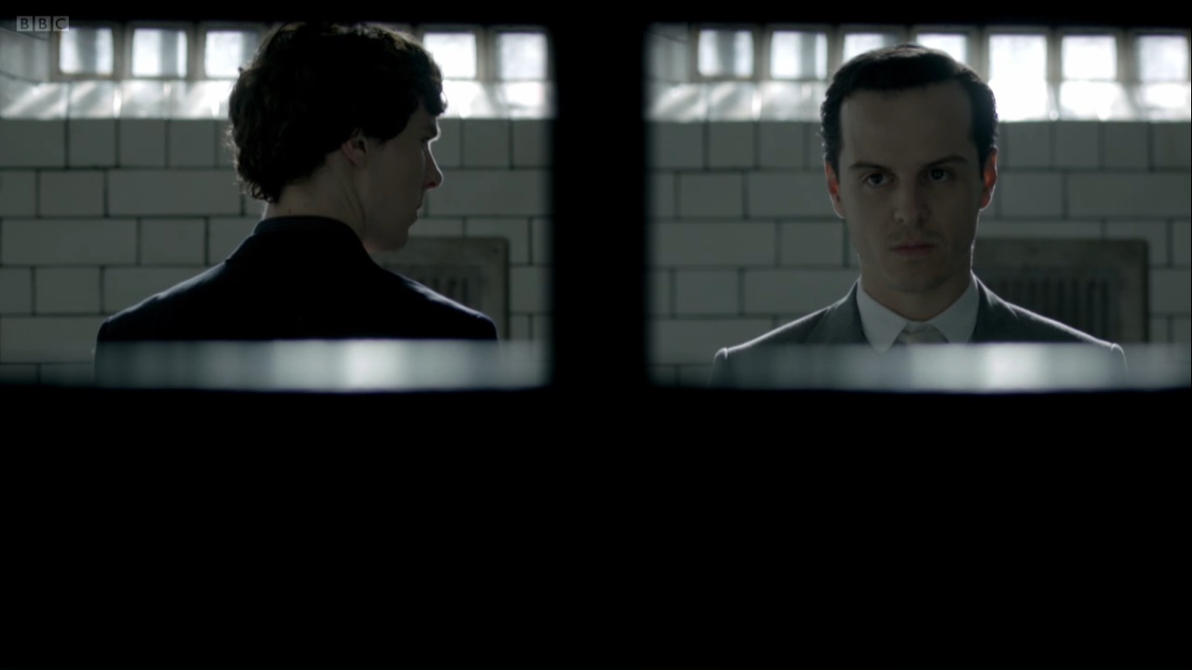 Caring Moriarty X Reader X Sherlock Part I By