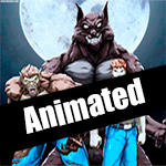 Cell Shading ANIMATED process
