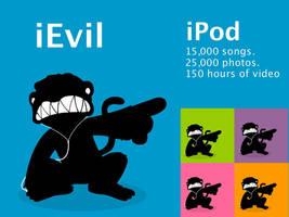 iEvil by flashrevolution