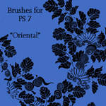 Oriental Brushes PS 7
