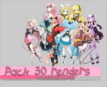 Pack Renders. VOCALOID