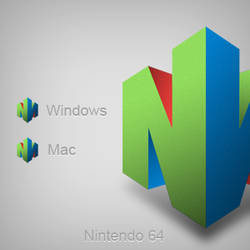 N64 Icons by FBED
