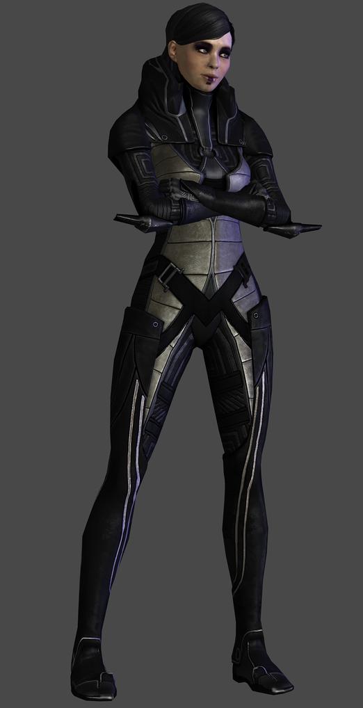 Kasumi (No Hood) DL by TheRaiderInside on DeviantArt