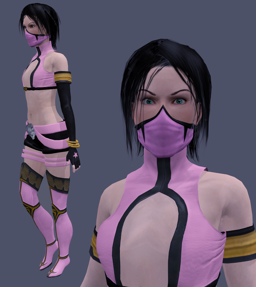 Mortal Kombat OC - Scar by TheCreator909 on DeviantArt