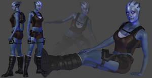 Liara Croft DL