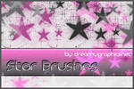 Star Brushes For Gimp