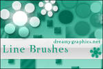 Line Brushes For Photoshop