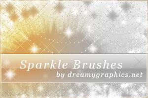 Sparklebrushes For Photoshop