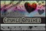 Grungebrushes For Photoshop