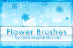 Flowerbrushes For Photoshop