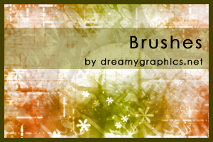 Gimp brushes by dreamygraphics by inge123